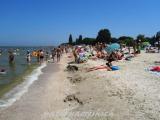 центральный пляж вЕйске